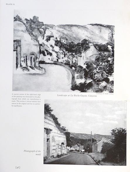 """""""Landscape at La Roche-Guyon"""""""