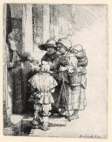 """""""Beggars"""" 1648"""