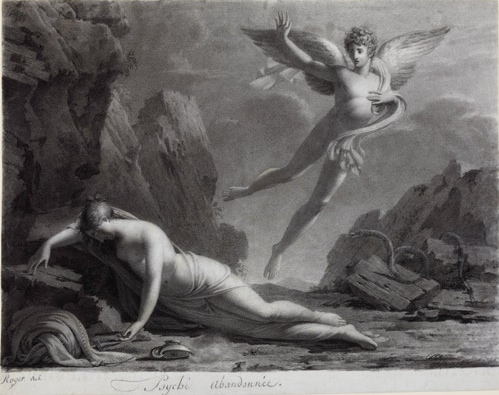"Roger ""Psyche Abandoned"" 1805 [Cantor Arts Center]"
