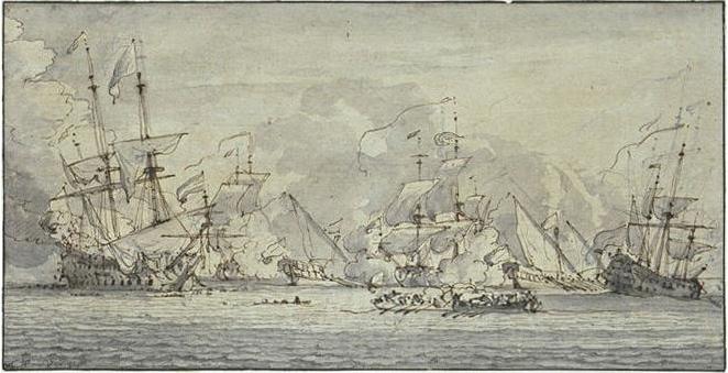 """""""Warships v. Galleys"""""""