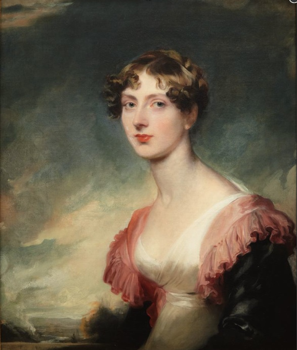 Mary, Countess of Plymouth  1817  [famsf.org]