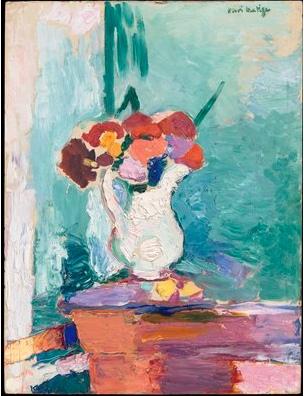 """Flowers""  1907 [sfmoma.org]"