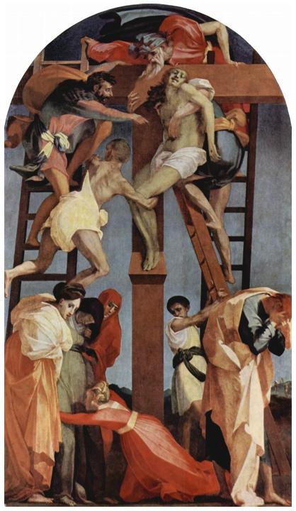 Rosso Fiorentino - Deposition 1521