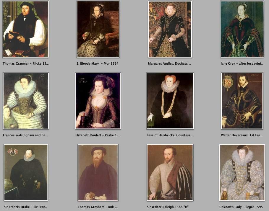 Eng portraits
