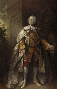 "Gainsborough ""John Campbell, 4th Duke of Argyll"" 1767 [Wikimedia]"