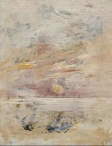 "Boudin ""study of sky"" c.1888    [W'ped}"