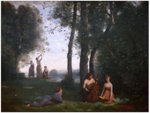 Corot - Concert Champetre 1844