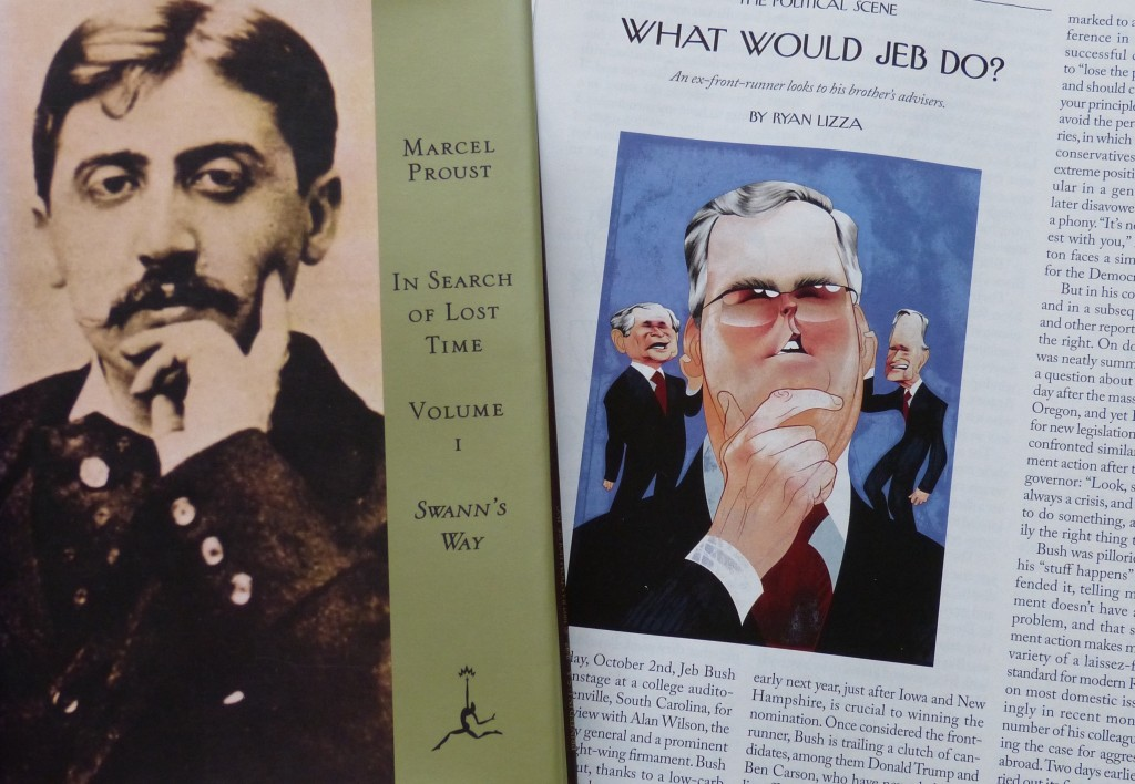 Proust & New Yorker