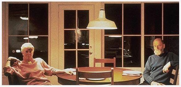 "Bechtle - Potrero table 1994 36x77"""