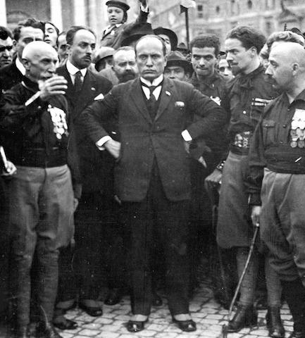 Mussolini [w'ped}