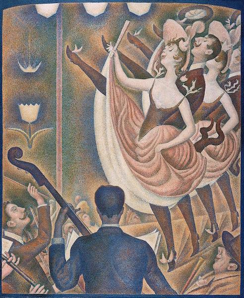 """Le Chahut"" 1889 [w'ped]"