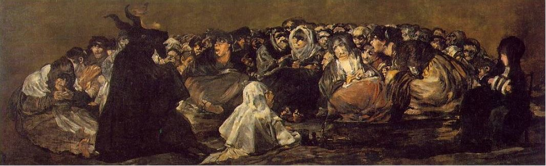 """Witches Sabbath"""